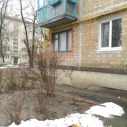 У Києві поліція затримала чоловіка, який підпалив квартиру, аби приховати вбивство