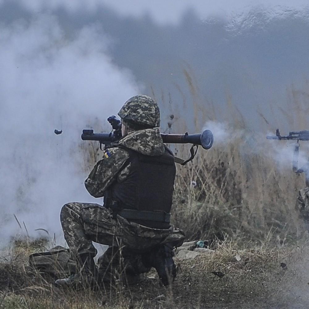 Бойовики продовжують обстрілювати позиції українських військових - штаб