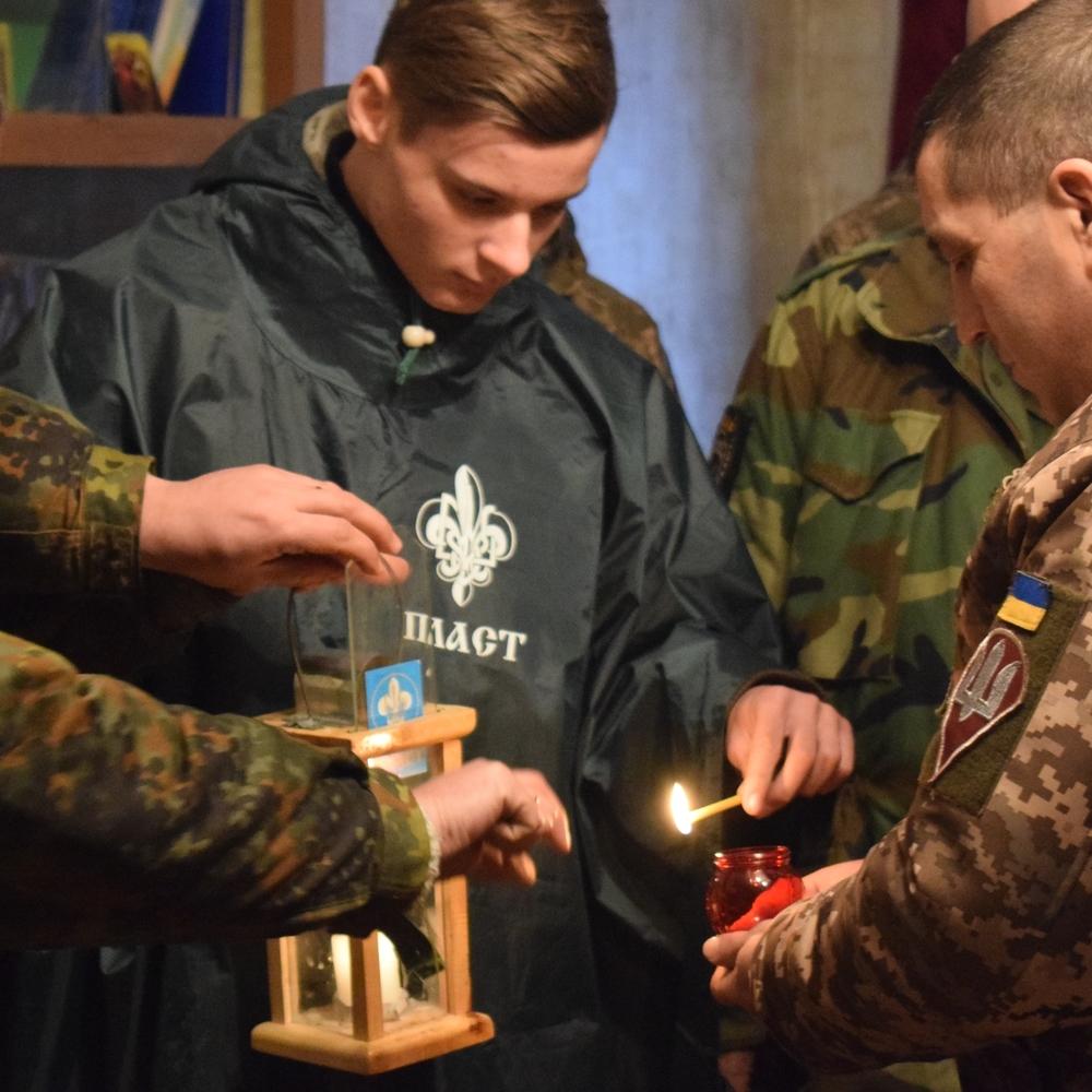 Євген Нищук: «Колядка для Янголів» – пам'ять про тих, хто віддав своє життя за Україну (відео)