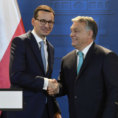 Прем'єр Польщі: Ми прийняли 1,5 млн українців, тисячі - із зони військових дій