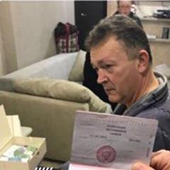 Затриманий екс-«міністр» Криму створив схему з виманювання українських паспортів на півострові