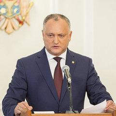 Конституційний суд Молдови втретє тимчасово усунув Додона з посади президента