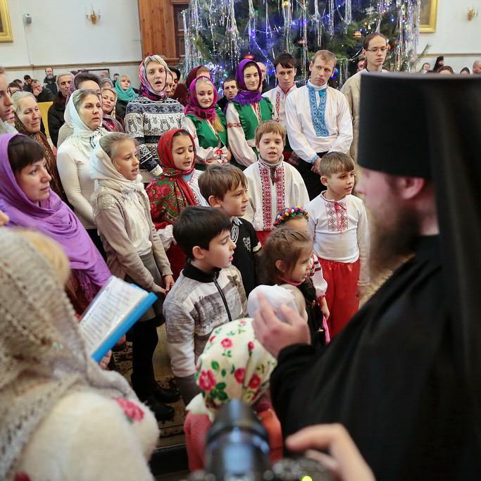 У Святогірській лаврі відбудеться масштабний фестиваль колядок (відео)