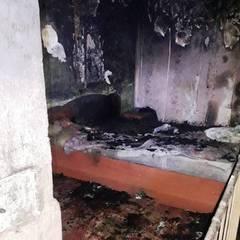 На Житомирщині внаслідок пожежі загинуло двоє малюків (фото)