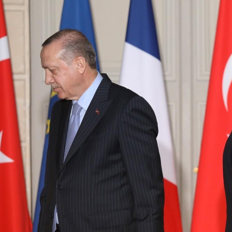 Макрон запропонував Ердоганові альтернативу членству в ЄС