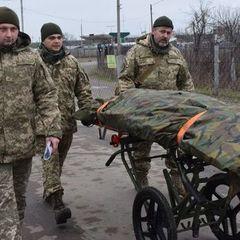 Напередодні Різдва українська сторона передала тіла загиблих бойовиків для поховання – штаб АТО