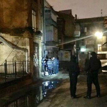 У Києві на сталося моторошне вбивство (відео)