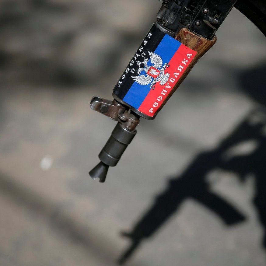 Бойовики під час  «новорічного перемир'я» облаштовують нові вогневі позиції - СЦКК