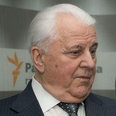 Кравчук бачить два шляхи для припинення війни на Донбасі