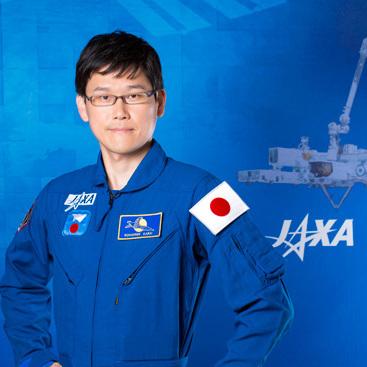 Японський астронавт за три тижні в космосі зріс на 9 см
