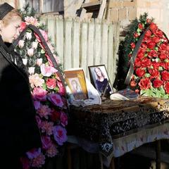 На Київщині прощаються з правозахисницею Іриною Ноздровською (фото)