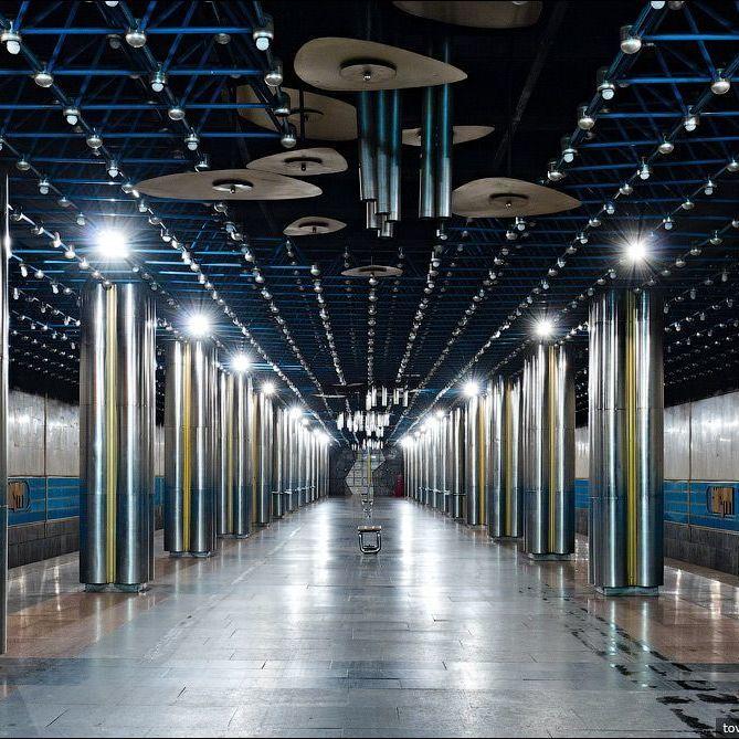 У Київському метрополітені повідомили, яка зі станцій метро була найбільш завантаженою минулого року