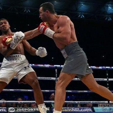 Британський вболівальник заплатить 5 тисяч фунтів за незаконну трансляцію бою Кличко - Джошуа