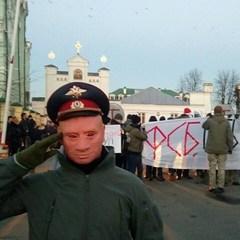 Києво-Печерська лавра - «штаб русского міра»: в «С14» заявили про продовження акцій