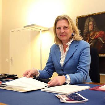 Глава МЗС Австрії: санкції проти Росії не спрацювали