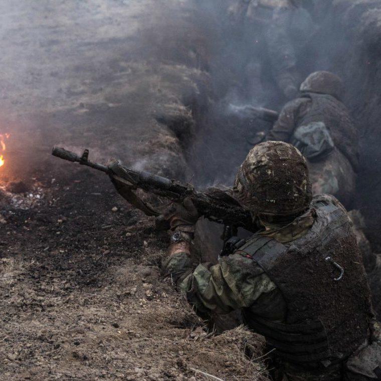 З початку доби бойовики двічі обстрілювали українські позиції