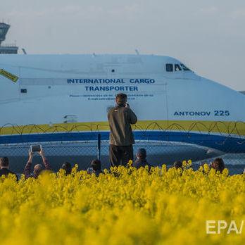 «Антонов» звернувся в мінтранс США по дозвіл на перевезення деталей для SpaceX