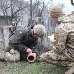 На сайті полку «Азов» видалили матеріал про використання американських гранатометів