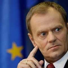Польська влада зацікавлена у членстві в ЄС лише через гроші, - Туск