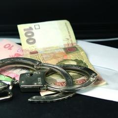 2,5% українців оцінюють боротьбу з корупцією як повністю успішну, незадоволених - більше