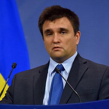 Клімкін: Польські заяви про українських біженців – це повна нісенітниця