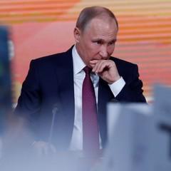 «Це набуває характеру замороженого конфлікту» - Путін про ситуацію на Донбасі