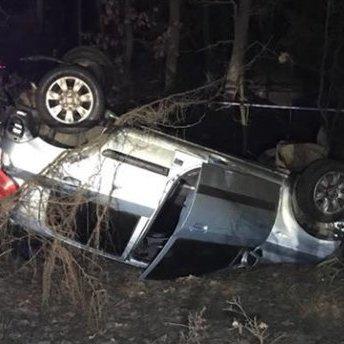 Жахлива ДТП під Києвом: водій загинув на місці (фото)