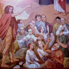 Святі у вишиванках та сотники УПА на стелі: унікальна церква не перестає дивувати туристів (фото)