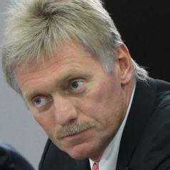 Речник Кремля знову заперечив участь Росії в подіях на українському Донбасі