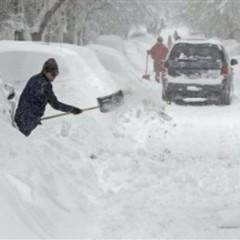 Найближчим часом в Україні очікуються сильні снігопади - синоптики