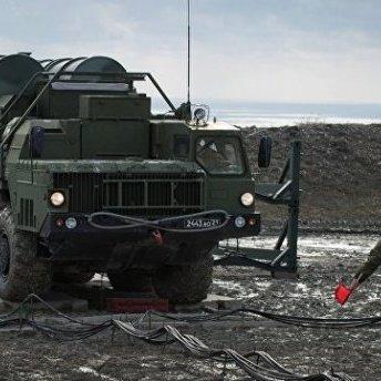 Російський зенітно-ракетний комплекс С-400 у Криму заступить на бойове чергування у суботу
