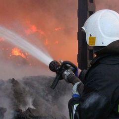 В Одесі сталася пожежа на складах залізничної станції: є загиблі