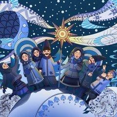 Підбірка віршів для посівань на Старий Новий рік українською мовою