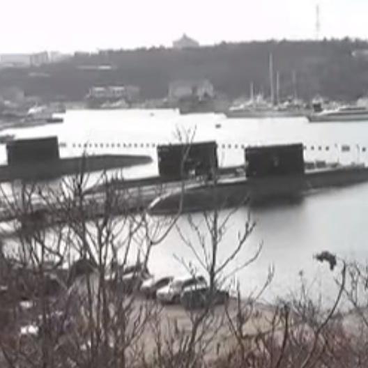 РосЗМІ показали відео з кораблями, які Путін хоче повернути Україні