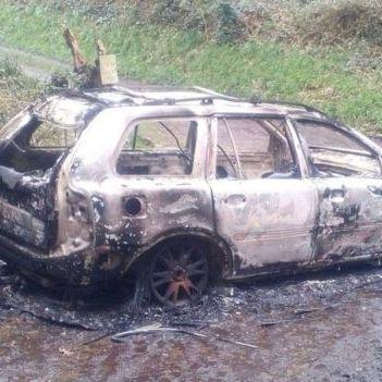 В Британії спалили живцем іноземця, який був ветераном АТО