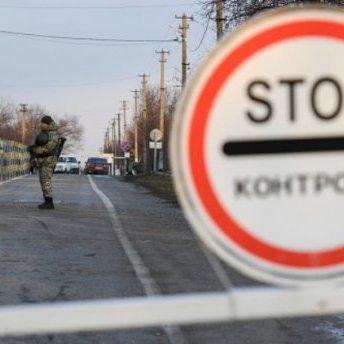 З гранатометів та зенітних установок терористи гатили по українських прикордонниках