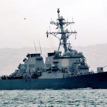 Американський есмінець Carney покинув Чорне море: фото