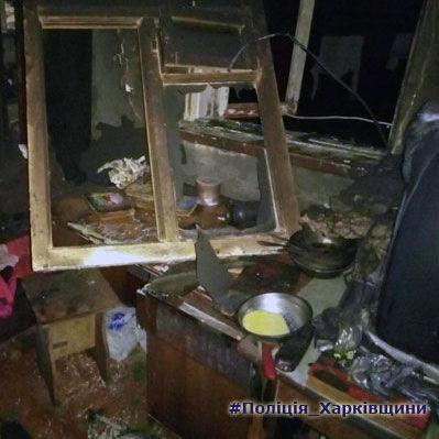 У Харківській області внаслідок пожежі загинуло двоє п'ятирічних дітей та їхня мати