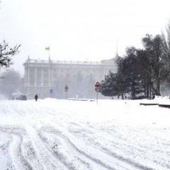 Прогноз погоди на тиждень: очікуються снігопади та потепління