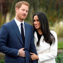 Про кохання принца Гаррі і Меган Маркл буде знято фільм