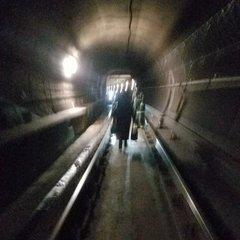 У Вашингтоні поїзд метро зійшов з рейок: люди долали решту шляху тунелем