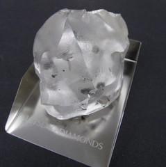 В Африці знайшли один з найбільших алмазів в історії