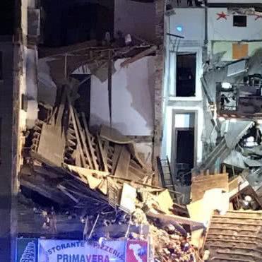 В результаті вибуху у Бельгії обвалився житловий будинок