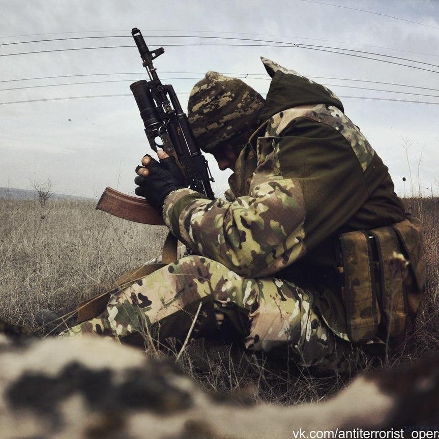 Від початку доби зафіксовано 2 обстріли позицій Збройних Сил України - штаб