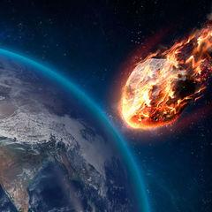 У США впав метеорит (відео)