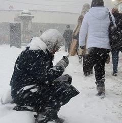 Українцям радять не виходити в мороз голодними та п'яними. Поради рятувальників та лікарів
