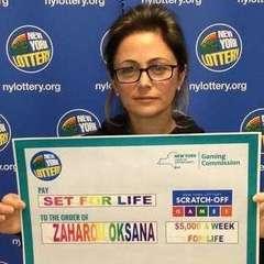 Українка виграла 5 мільйонів доларів в американській лотереї