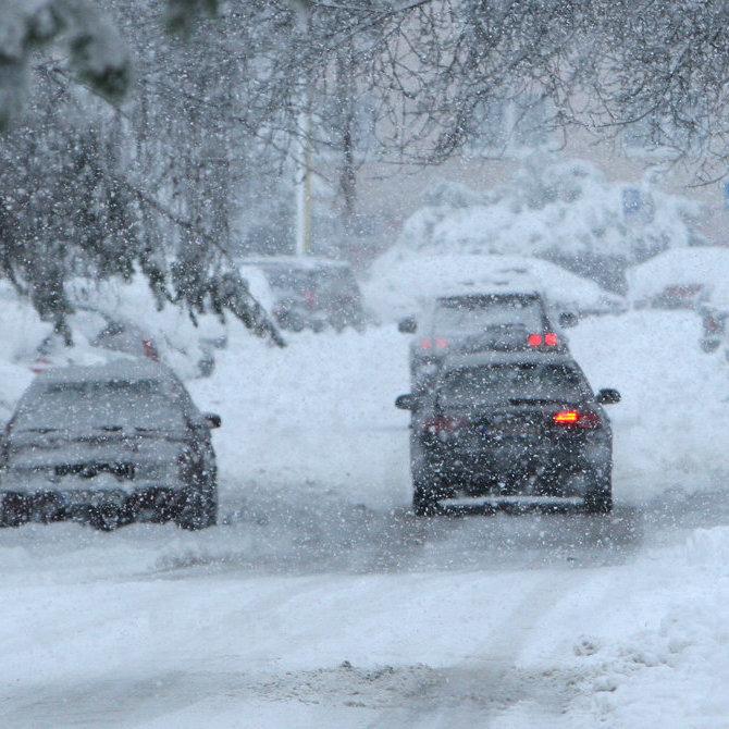 Україну накриє циклон: принесе сильний вітер та потужні снігопади (карти)