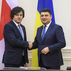 Спікер парламенту Грузії: На жодній зустрічі в Києві не було розмови про екстрадицію Саакашвілі