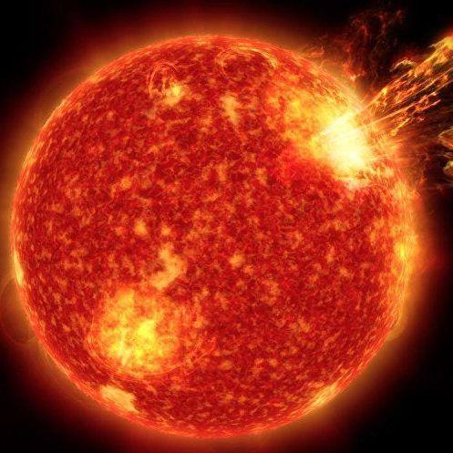 Планету накриє триденна магнітна буря